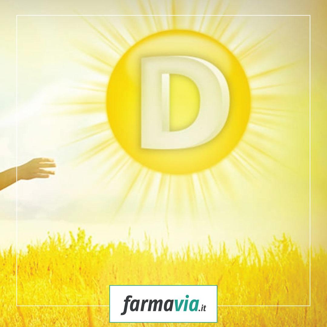 La vitamina D giova alle ossa e alla pelle: il sole è importante per evitare carenza.