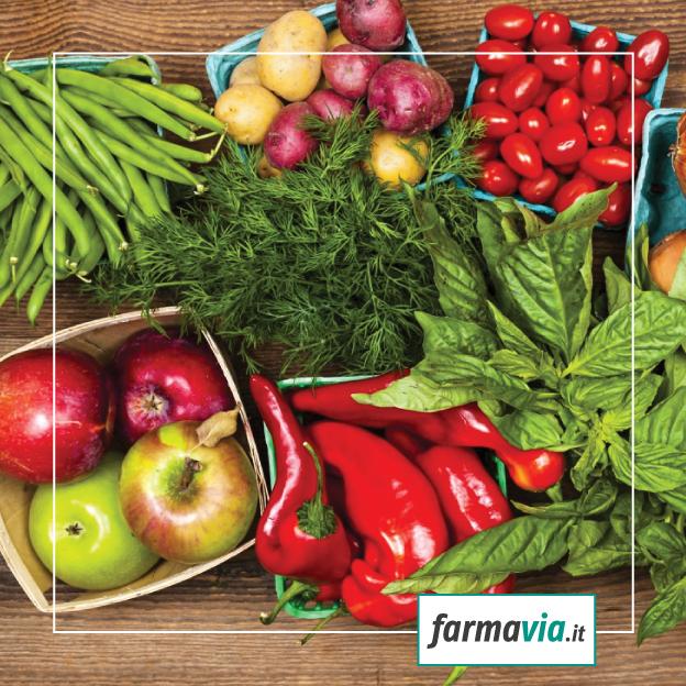 Frutta, verdura e attività fisica in caso di malattia Diverticolare