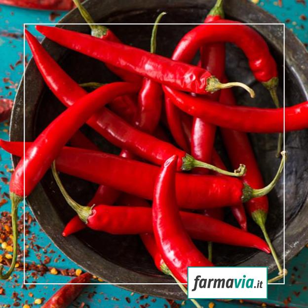 Chi mangia peperoncino vive di più?