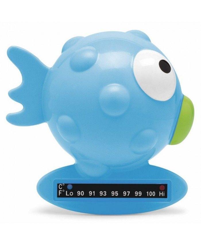 Chicco Termometro Pesce Palla Azzurro Per Il Bagnetto Prezzo