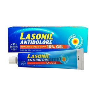 LASONIL ANTIDOLORE 10% GEL 50G