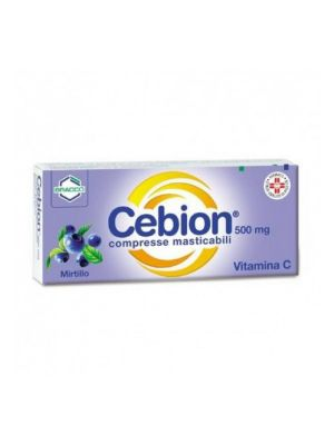 CEBION 500 DA 20 COMPRESSE