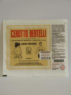 CEROTTO BERTELLI 16 X 12,5CM