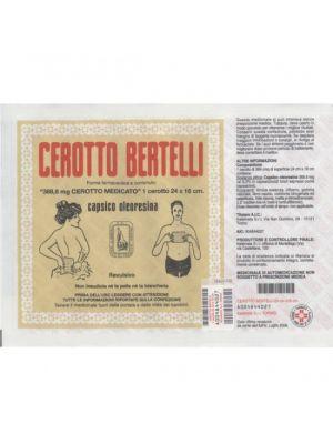 CEROTTO BERTELLI 16 X 24 CM