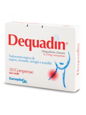 DEQUADIN 20 COMPRESSE