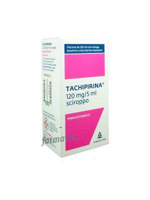 TACHIPIRINA 120MG/5ML SCIROPPO 120ML