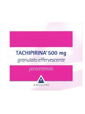 TACHIPIRINA GRANULATO EFFERVESCENTE 20 BUSTINE DA 500MG