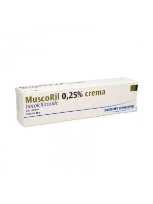 MUSCORIL CREMA 0,25 % 30G