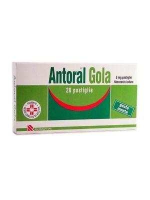 ANTORAL GOLA 20PAST 5MG MENTA