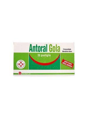 ANTORAL GOLA 20PAST 5MG S/Z ME