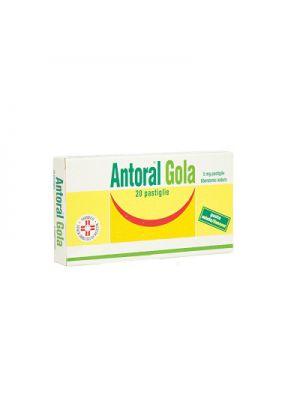 ANTORAL GOLA 20PAST 5MG MIE/LI