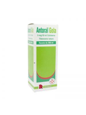 ANTORAL GOLA COLLUTORIO DA 200ML