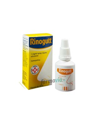 RINOGUTT SPRAY NASALE 1MG/ML DA 10ML