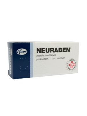 NEURABEN 30 CAPSULE RIGIDE 100MG