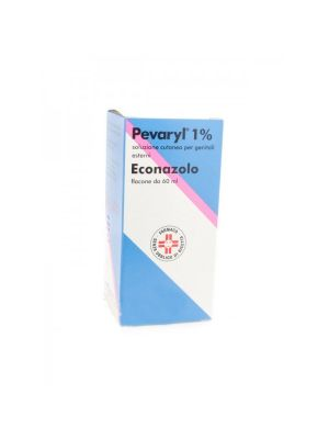 PEVARYL 1% SOLUZIONE CUTANEA PER GENITALI ESTERNI 60ML