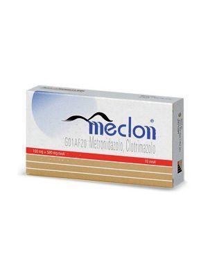 MECLON 100MG + 500MG DA 10 OVULI VAGINALI