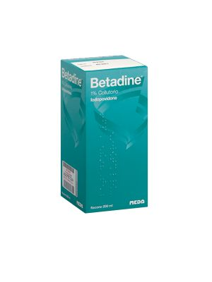 BETADINE COLLUTORIO DA 200ML