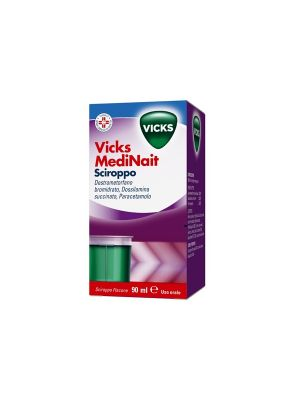 VICKS MEDINAIT SCIROPPO DA 90ML