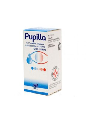 PUPILLA COLLIRIO FLACONCINO 10ml