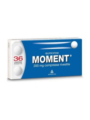MOMENT 36 COMPRESSE RIVESTITE DA 200MG