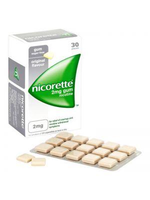 NICORETTE 30 GOMME DA 2MG