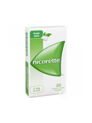NICORETTE GOMME MENTA FORTE 2mg