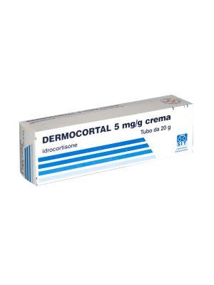 DERMOCORTAL 5% CREMA 20g