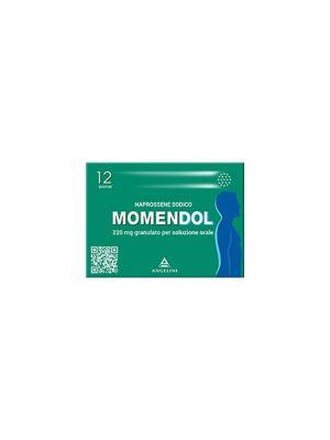 MOMENDOL 12 BUSTINE DA 220MG