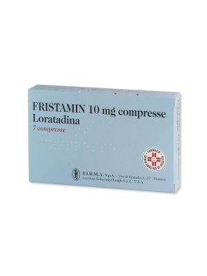 FRISTAMIN 7CPR 10MG
