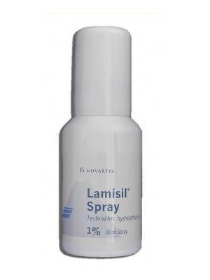 LAMISIL 1% SPRAY CUTANEO, SOLUZIONE 30ML