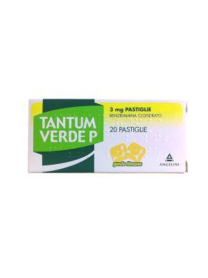 TANTUM VERDE P 20PASTL 3MG LIM