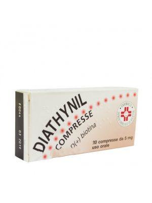 DIATHYNIL 30 COMPRESSE DA 5MG