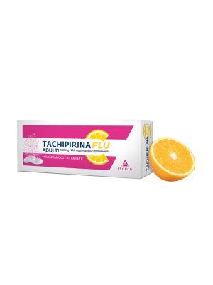 TACHIPIRINA FLU ADULTI 500MG/200MG DA12 COMPRESSE EFFERVESCENTI