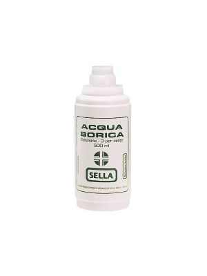 ACIDO BORICO SELLA 3% 500ML