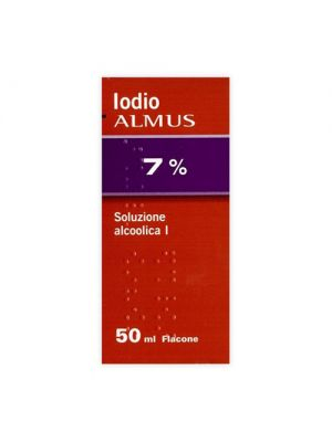 IODIO SOL ALCO I 50ML