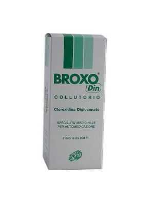 BROXODIN COLLUT 250ML