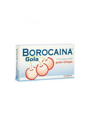 BOROCAINA GOLA 20 COMPRESSE OROSOLUBILI