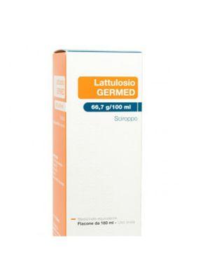 LATTULOSIO GERMED SCIR FL180ML