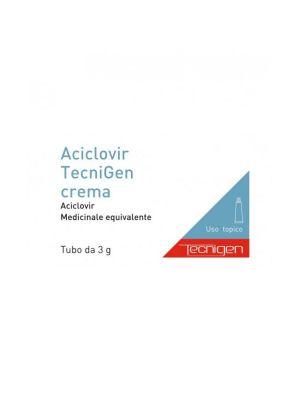 ACICLOVIR TECNIG CREMA 5% DA 3g