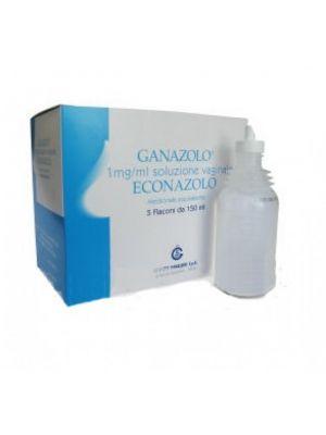 GANAZOLO 5 LAVANDE VAGINALI DA 150ML