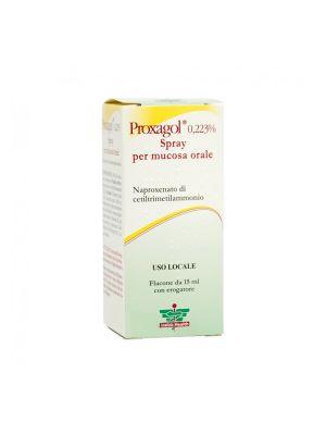 PROXAGOL OS SPRAY 15ML 0,223%