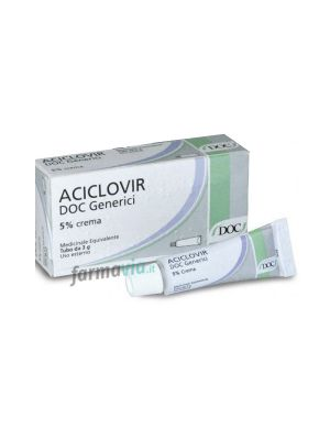 ACICLOVIR DOC CR 3G 5%