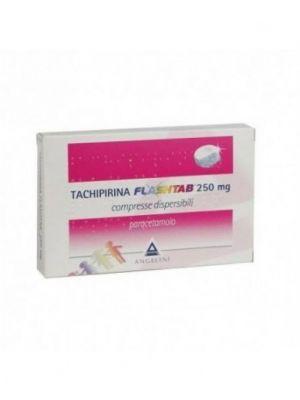 TACHIPIRINA FLASHTAB 12 COMPRESSE DA 250MG