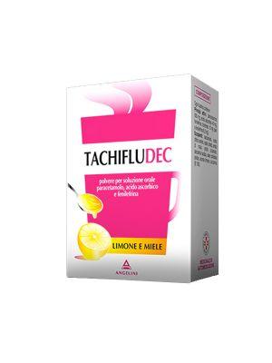 TACHIFLUDEC 10 BUSTINE GUSTO MIELE E LIMONE