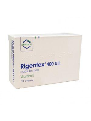 RIGENTEX 400 U.I. DA 30 CAPSULE MOLLI