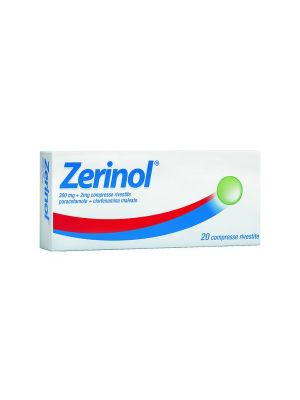 ZERINOL 20 COMPRESSE RIVESTITE
