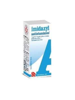 IMIDAZYL ANTISTAMINICO 1MG/ML+1MG/ML COLLIRIO 10ML