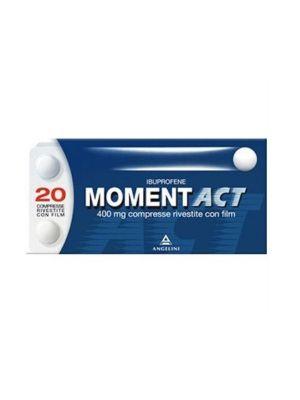 MOMENTACT 20 COMPRESSE DA 400MG