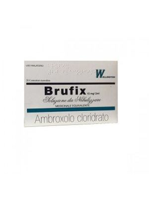 BRUFIX NEBUL 20FL 15MG/2ML