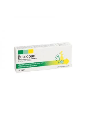 BUSCOPAN 30CPR RIV 10MG